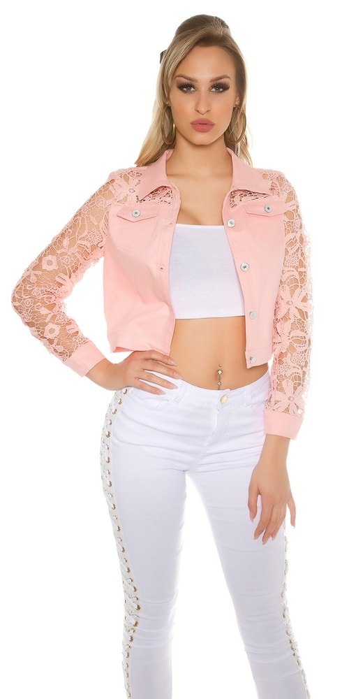 Dámska džínsová bunda Koucla in-bu1073lo