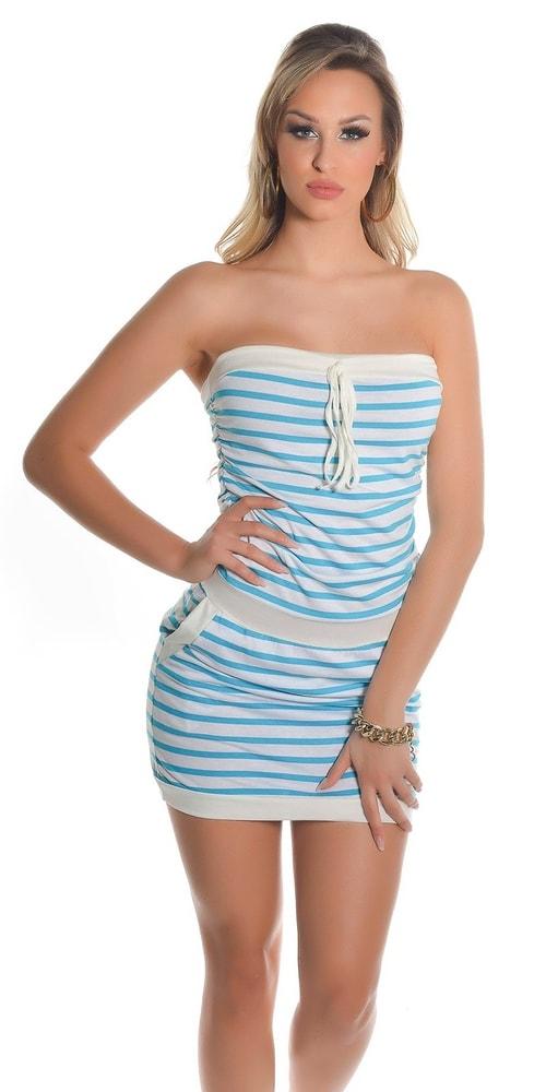 Dámske plážové šaty - Koucla - Krátke letné šaty - vasa-moda.sk ef5d1ac85b9