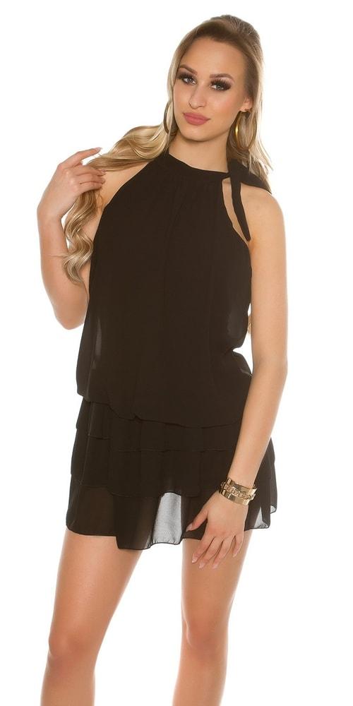217d8ac44b8 Černé minišaty. Domů ›  Dámské šaty ›  Letní šaty ›  Krátké ...