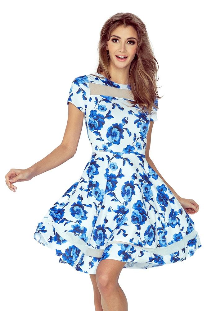 Dámske letné šaty 003-3 - XXL morimia nm-sat003-3