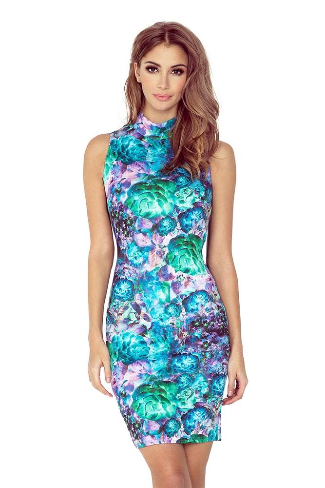 Letné puzdrové šaty 002-2 - M morimia nm-sat002-2 4404e09423f