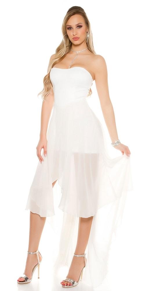 Spoločenské dámske šaty - S/M Koucla in-sat1563wh