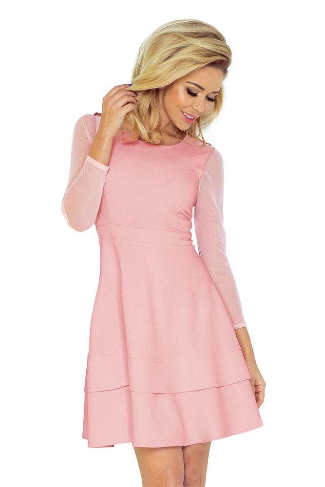 ddbbb28f022c Spoločenské dámske šaty - XS Numoco nm-sat141-7