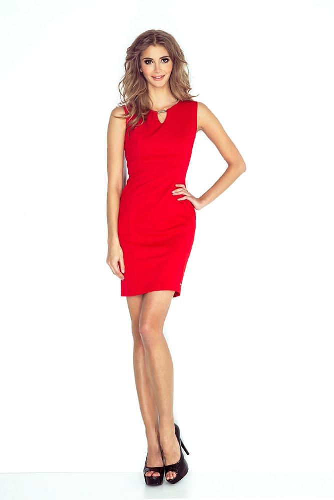 Elegantné puzdrové šaty - morimia - Business šaty - vasa-moda.sk a314ed96518