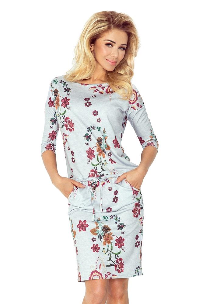 Dámske letné šaty - XXL Numoco nm-sat13-55