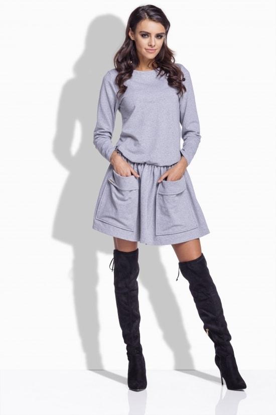 Bavlnené šaty s vreckami - Lemoniade - Šaty pre voľný čas - vasa ... 786791a2f8