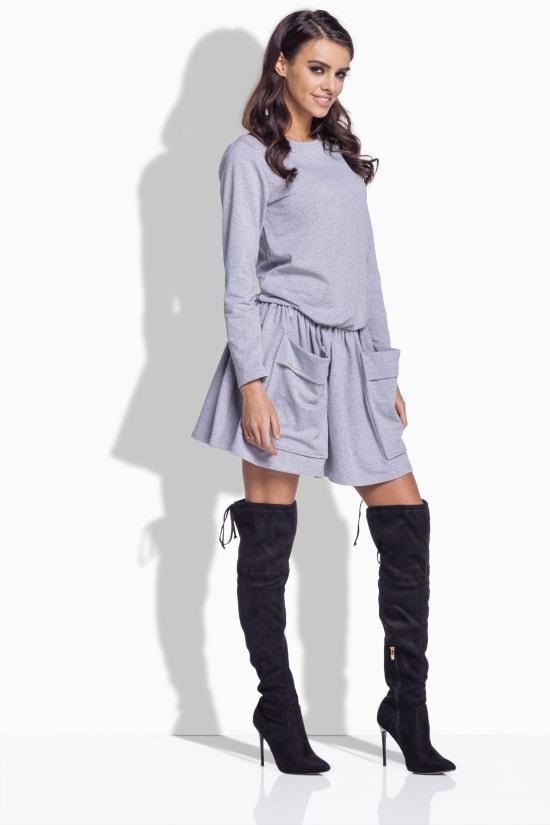 Bavlnené šaty s vreckami - Lemoniade - Šaty pre voľný čas - vasa-moda.sk 31ffd8807d