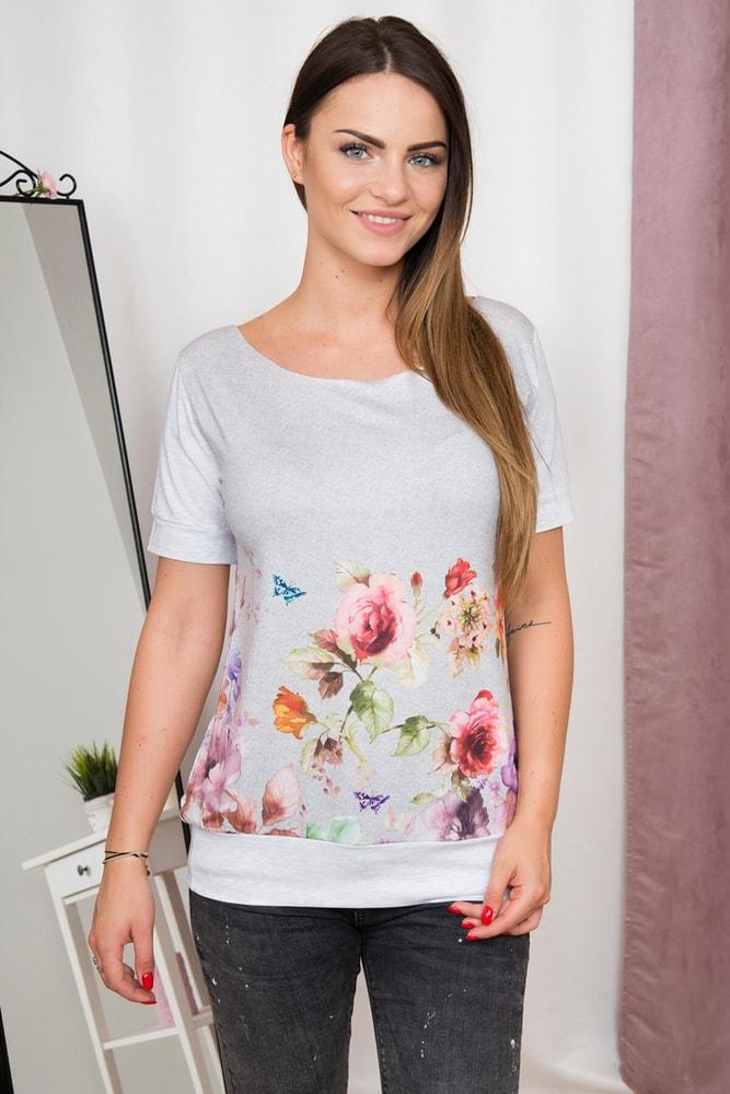 Dámská trička Kesi ks-tr4173sg