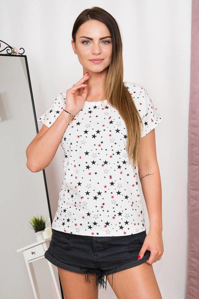 Dámske tričká Kesi ks-tr51553cr