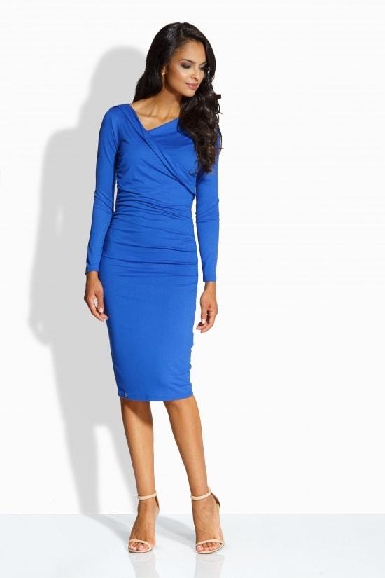 Dámske zavinovacie šaty - Envy Me - Business šaty - vasa-moda.sk 52a0ae8335a