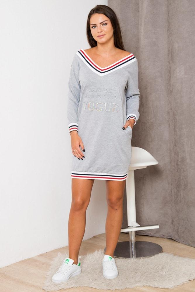 Dámské sportovní šaty - Kesi - Sportovní šaty - i-moda.cz 6194bd6f084