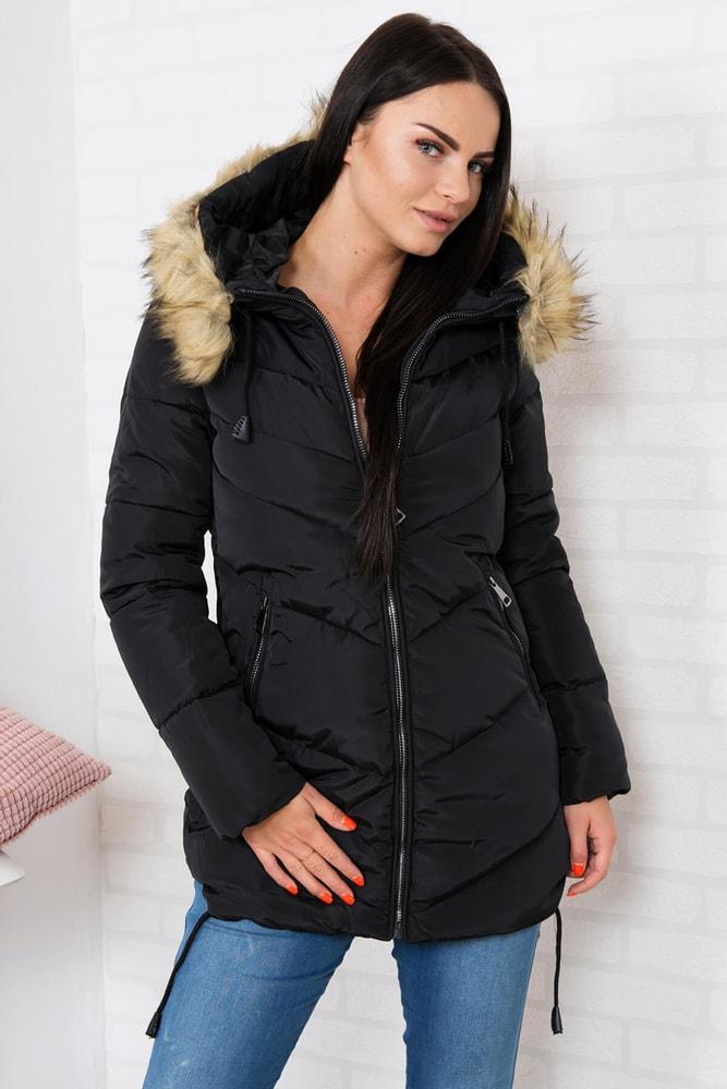 Zimná bunda Kesi ks-bu758bl