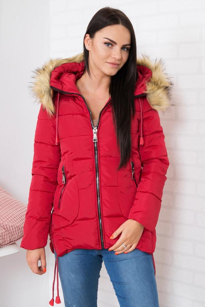 Dámska zimná bunda Kesi ks-bu759bo