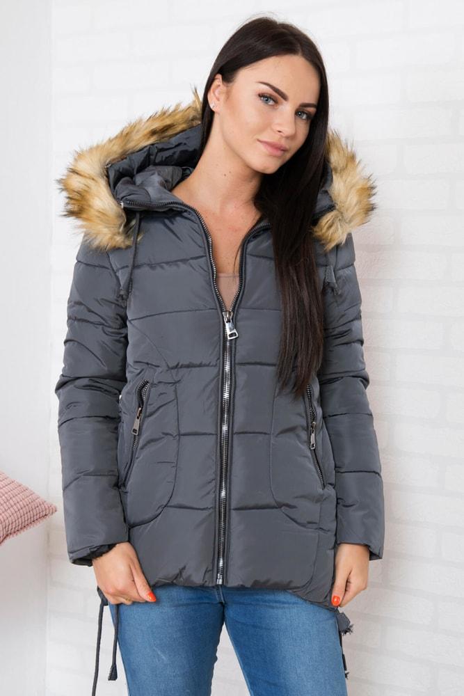Zimná bunda - L Kesi ks-bu759tg