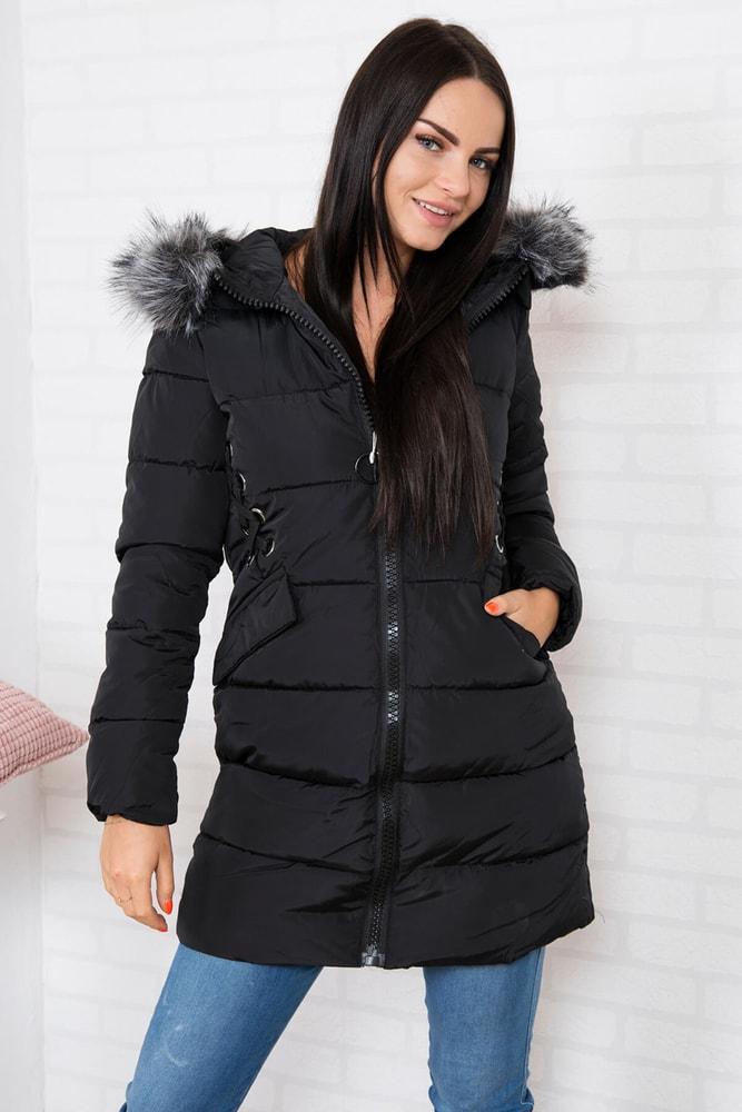 Zimná dámska bunda Kesi ks-bu2662bl