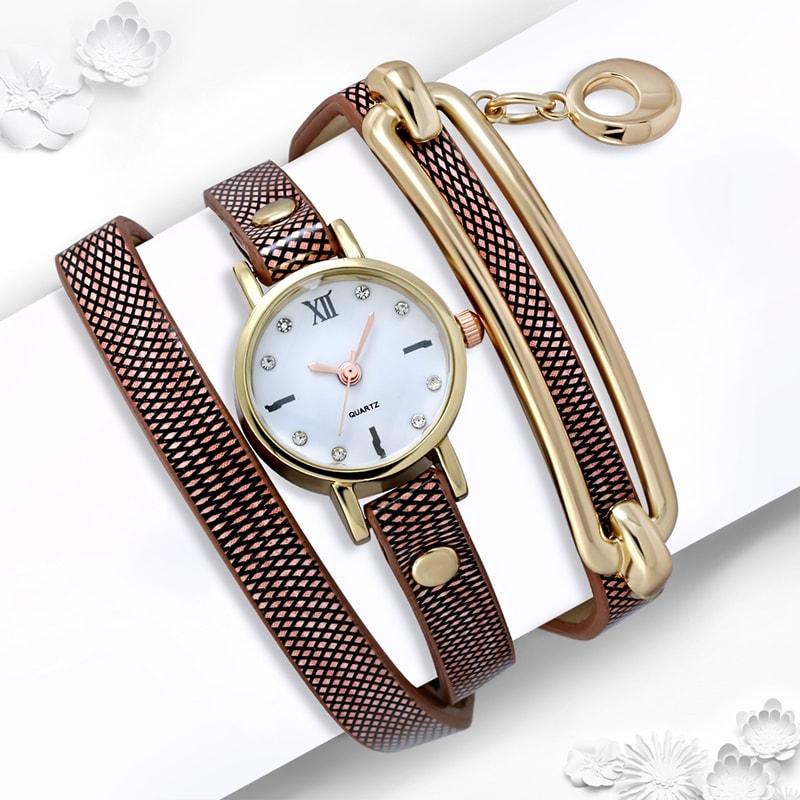 Dámské náramkové hodinky DAMSON th-waf443 5e480ae21c