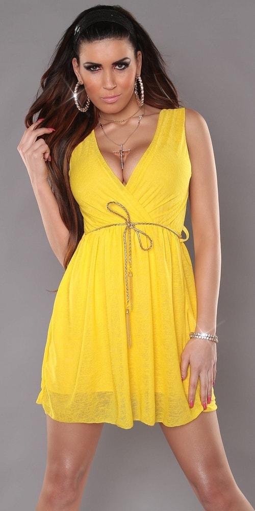 Letní dámské šaty Koucla in-sat1626ge