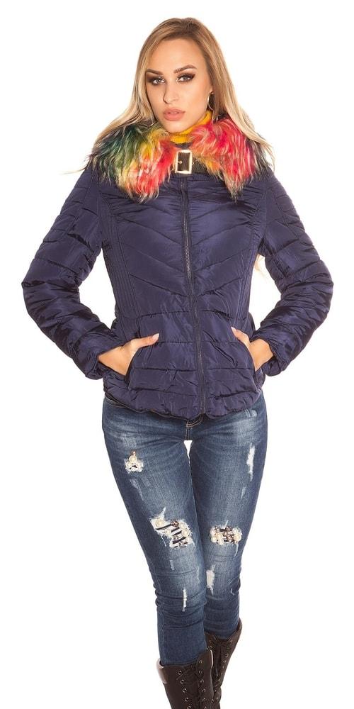 Dámska zimná bunda Koucla in-bu1178tm
