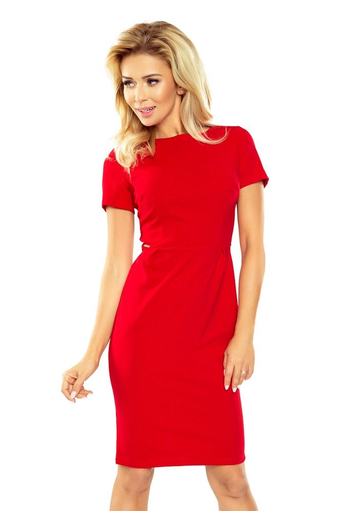 Dámske elegantné šaty - XL Numoco nm-sat150-2