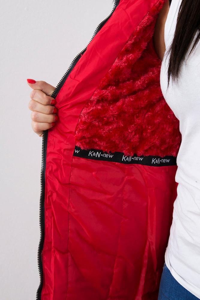 Prešívaná dámska bunda - Kesi - Bundy dámske zimné - vasa-moda.sk 5fb80c5a06c