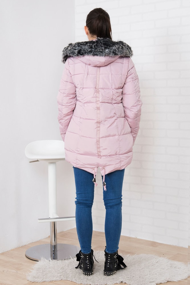 Prešívaná zimná bunda - Kesi - Bundy dámske zimné - vasa-moda.sk a832023b41c