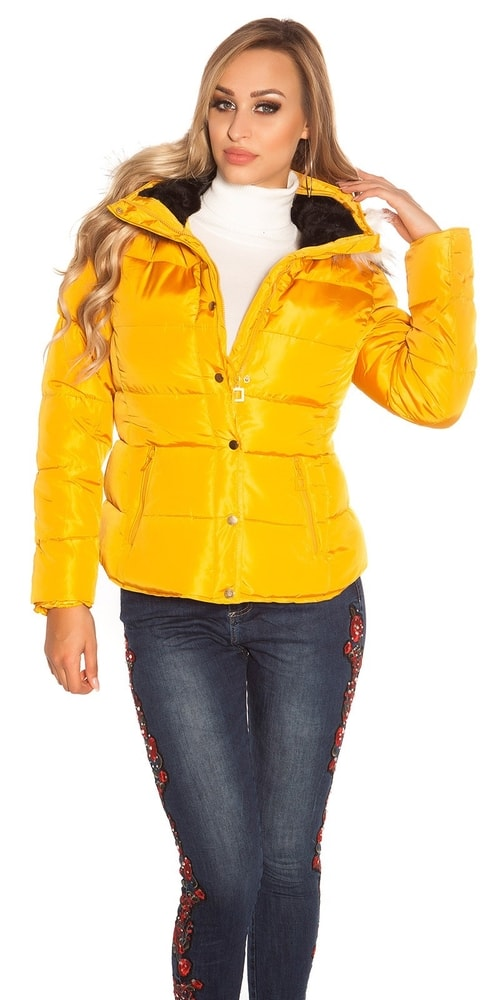 Dámska zimná bunda Koucla in-bu1097se