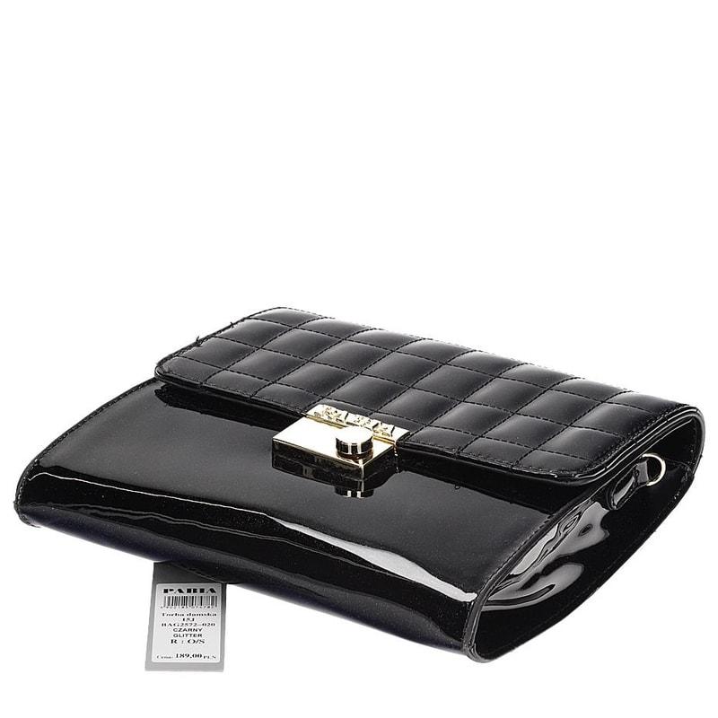 Dámska čierna kabelka - Pabia - Crossbody kabelky - vasa-moda.sk b8431b41b61
