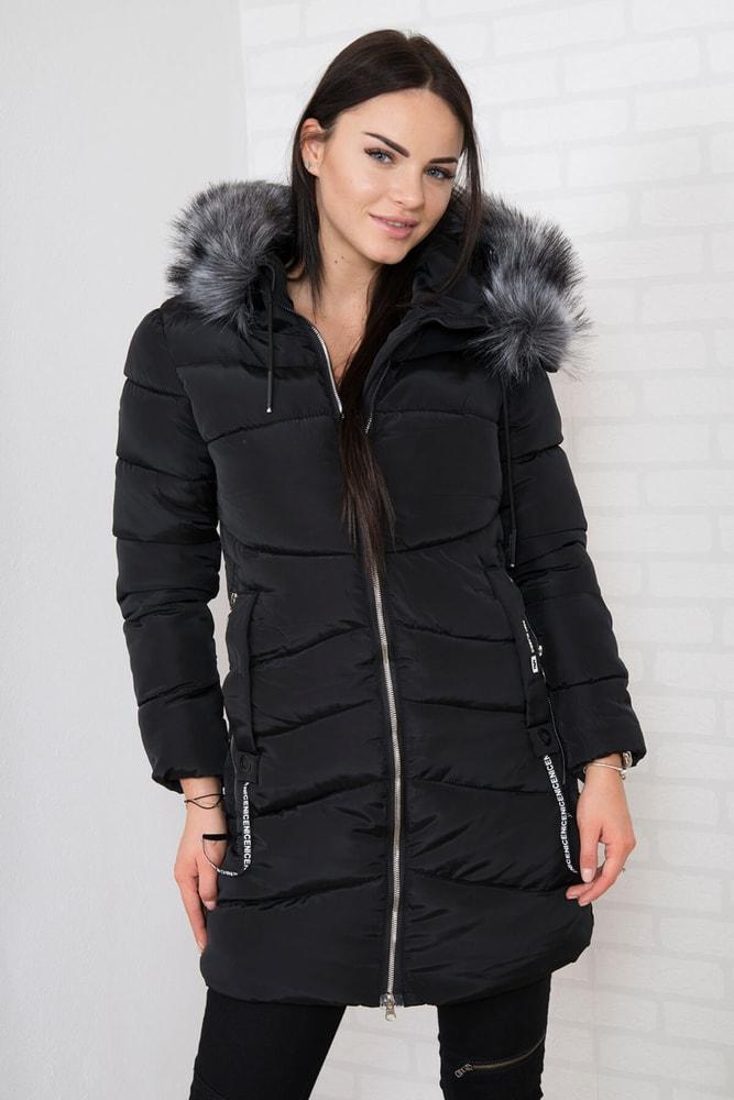 Dámska zimná bunda Kesi ks-bu8810bl