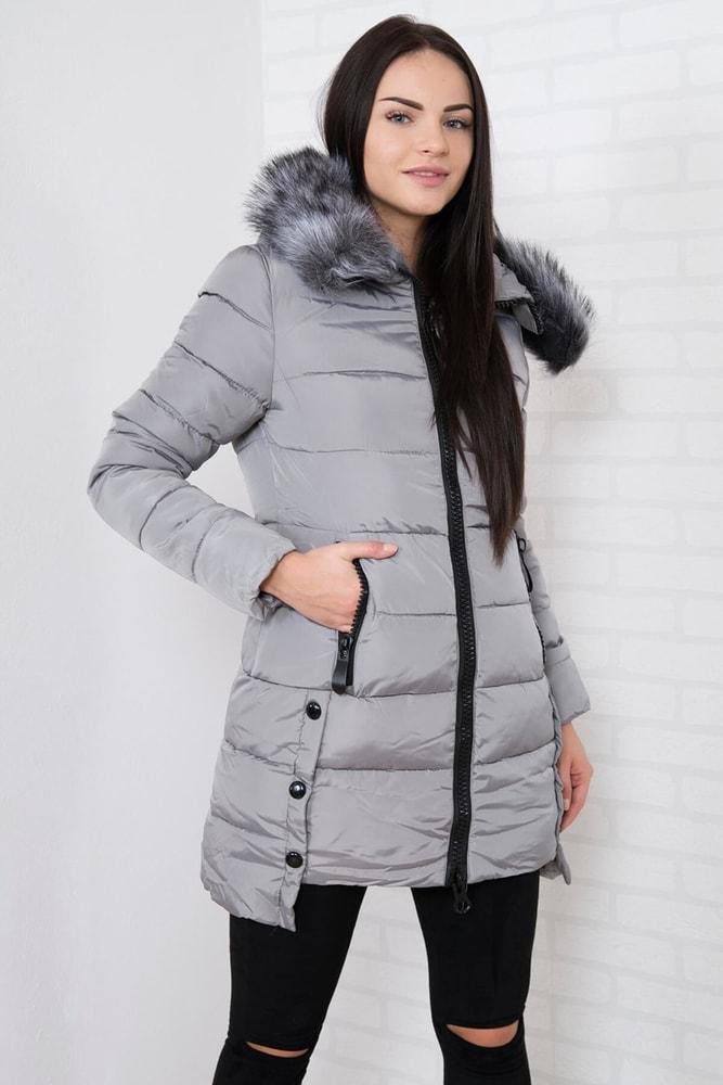 Zimní bunda - M Kesi ks-bu8806gr