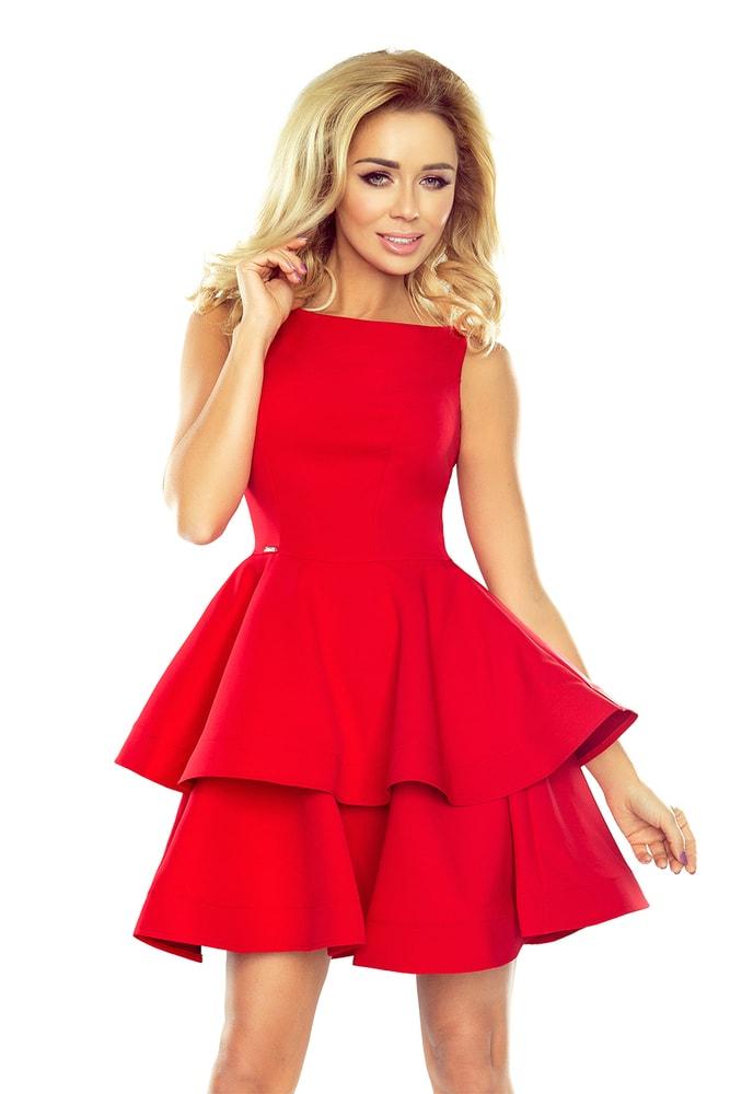 Spoločenské dámske šaty - XL Numoco nm-sat169-1