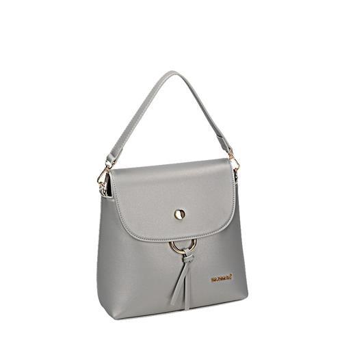 Dámska strieborná kabelka - Monnari - Kabelky cez rameno - vasa-moda.sk 64a55f8b35a
