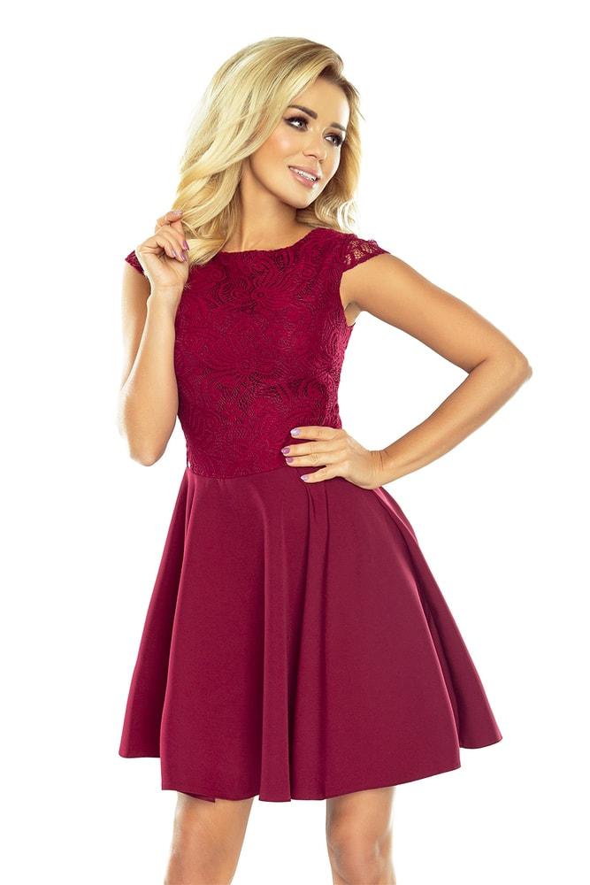 Večerní dámské šaty - L Numoco nm-sat157-3