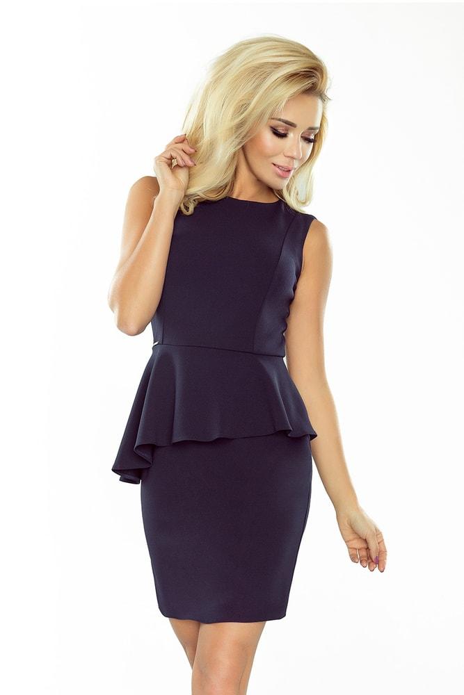 Elegantné dámske šaty 178-2 - XL Numoco nm-sat178tmo a774cf69914