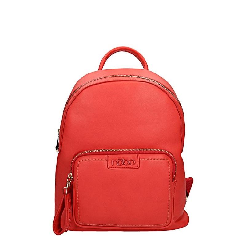 Červený dámský batoh NOBO gl-ka1230re