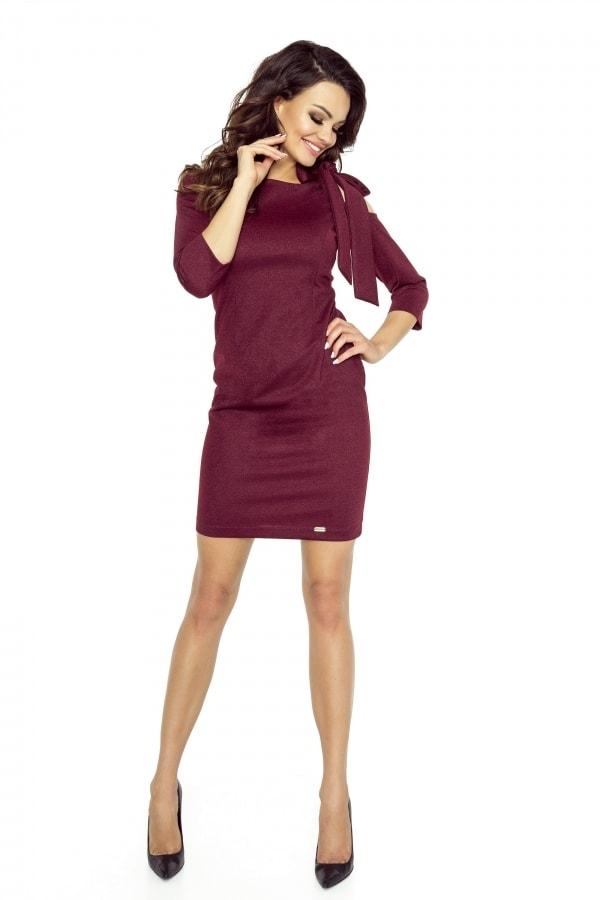 Dámske business šaty - Bergamo - Puzdrové šaty - vasa-moda.sk f5619ce37ba