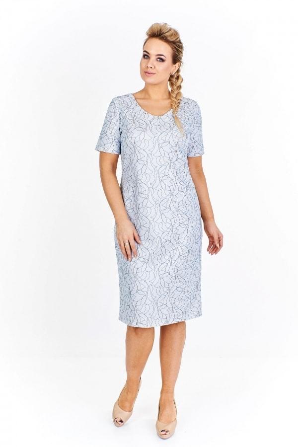 473d53874f9 Krajkové koktejlové šaty - Ptakmoda - Společenské šaty pro plnoštíhlé ...