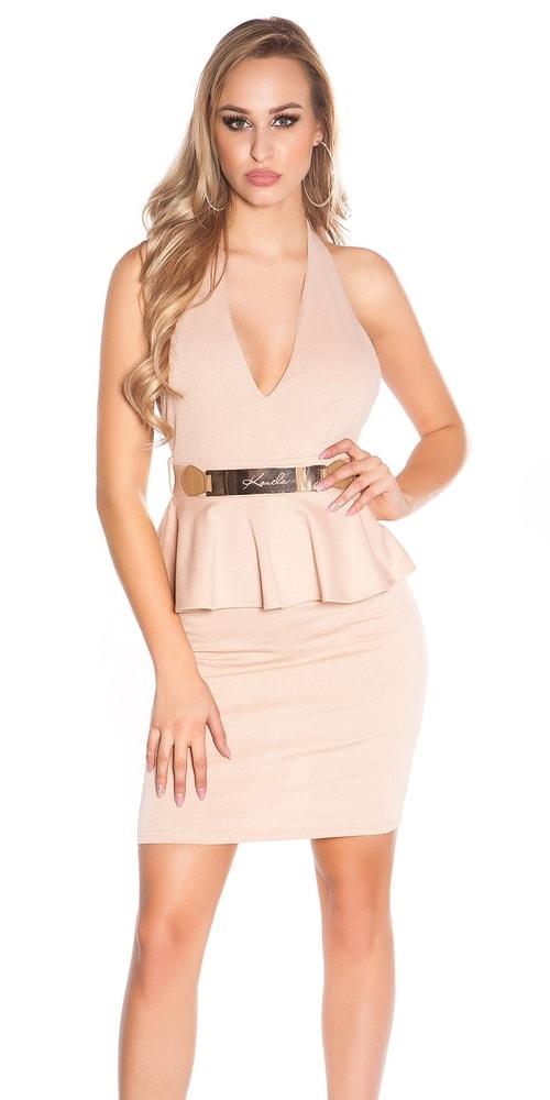 c2c4364b33dd Elegantné dámske šaty - M Koucla in-sat1107be
