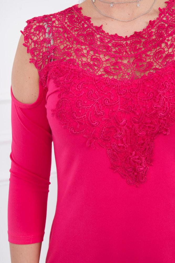 Dámské šaty s krajkou - Koucla - Výpredaj oblečenia - vasa-moda.sk f82c7cb0b9e