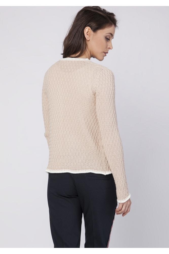 Elegantní dámský svetr - Ptakmoda - Cardigany dámské - i-moda.cz ccc84b3680