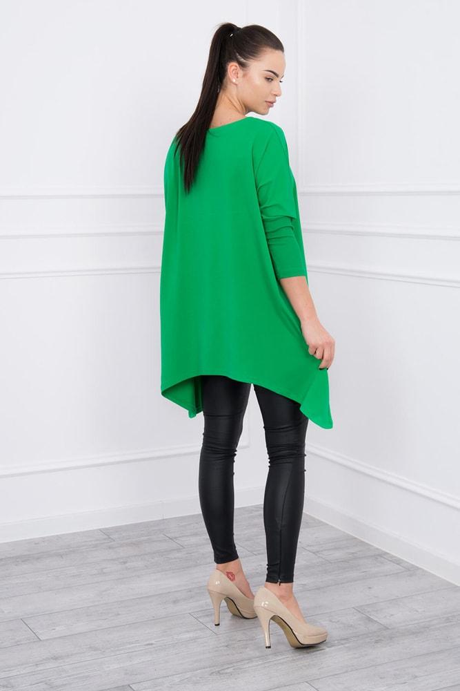 Zelená dámska tunika - Kesi - Tuniky - vasa-moda.sk 9e51aab56d