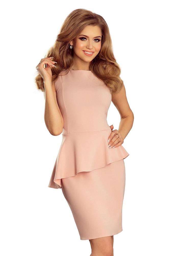 Elegantní dámské šaty - S Numoco nm-sat178-3