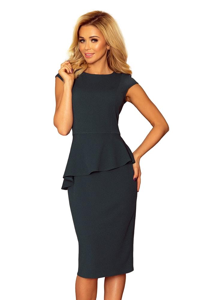 Elegantné dámske šaty - XL Numoco nm-sat192-1