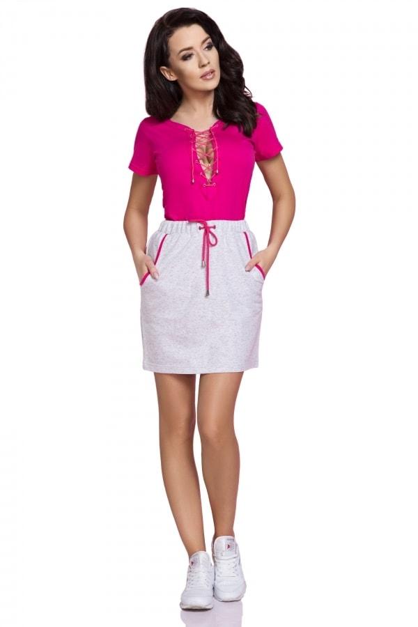 Sportovní dámská sukně Ptakmoda pt-su1053pi