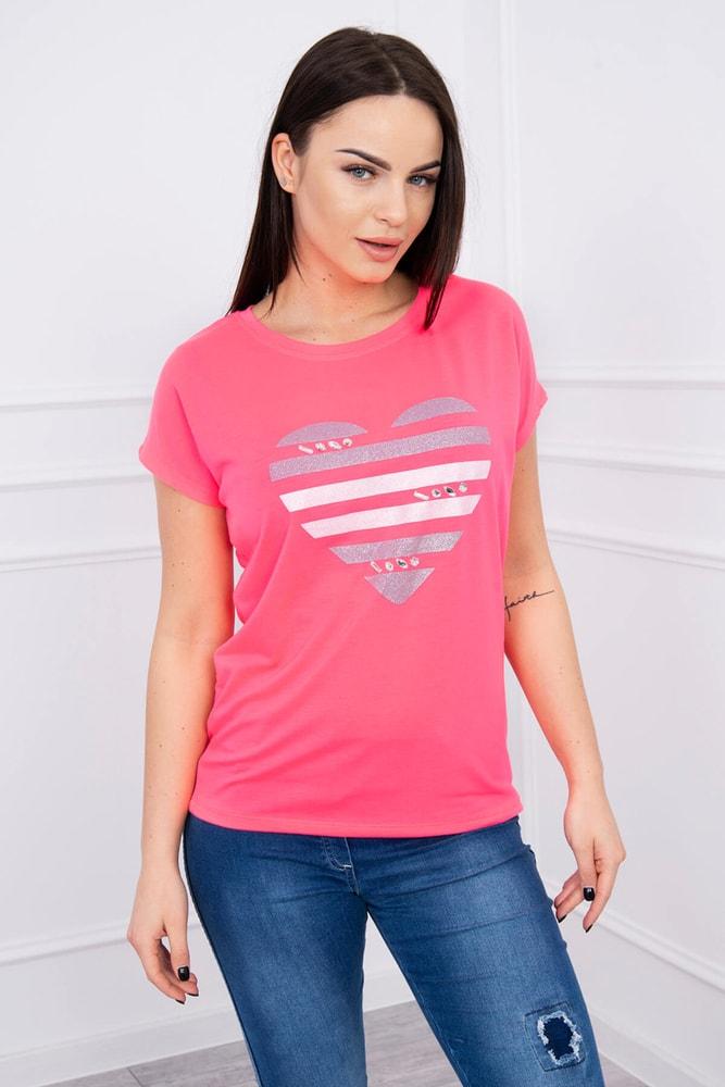 Dámske tričká Kesi ks-tr8869pn