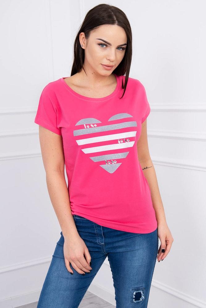 Dámske tričká Kesi ks-tr8869tpi