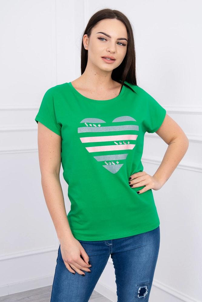 Dámske tričká Kesi ks-tr8869ze