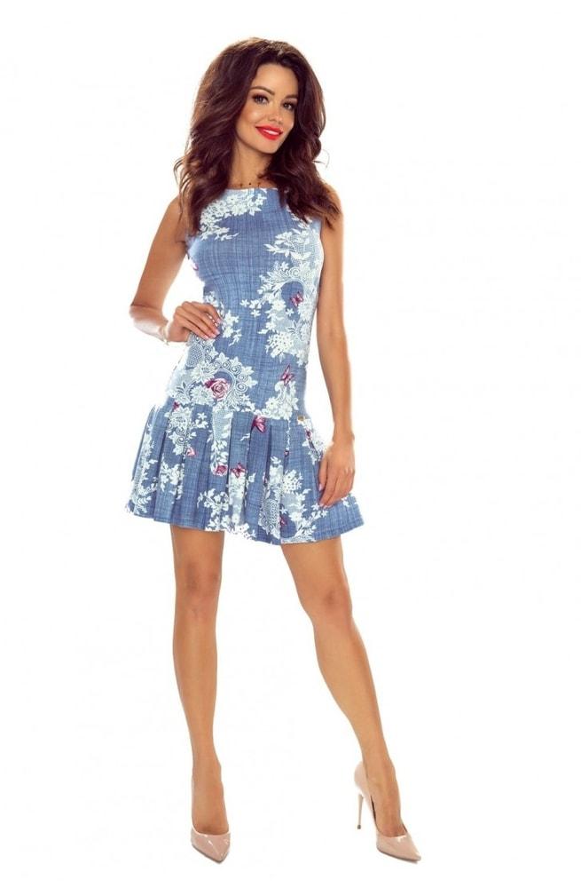 Dámské letní šaty - Bergamo - Krátké letní šaty - i-moda.cz 7b78d90181