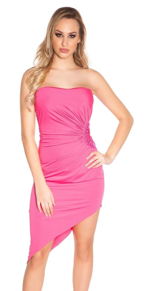 Party mini šaty - S/M Koucla in-sat1857tpi