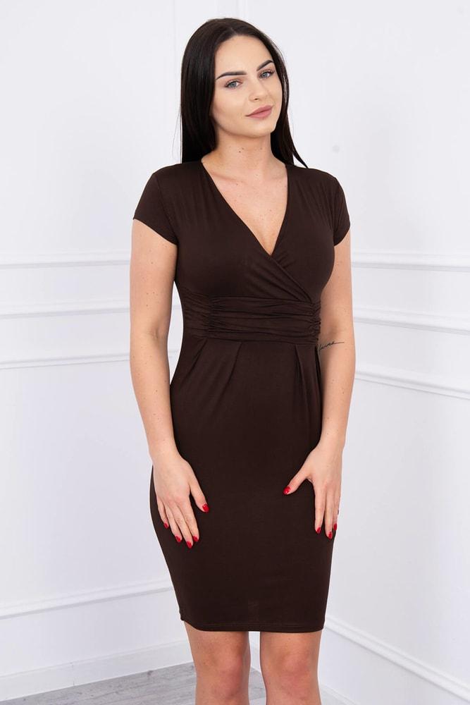 Dámske elegantné šaty - Kesi - Krátke letné šaty - vasa-moda.sk 40f5cbd4140