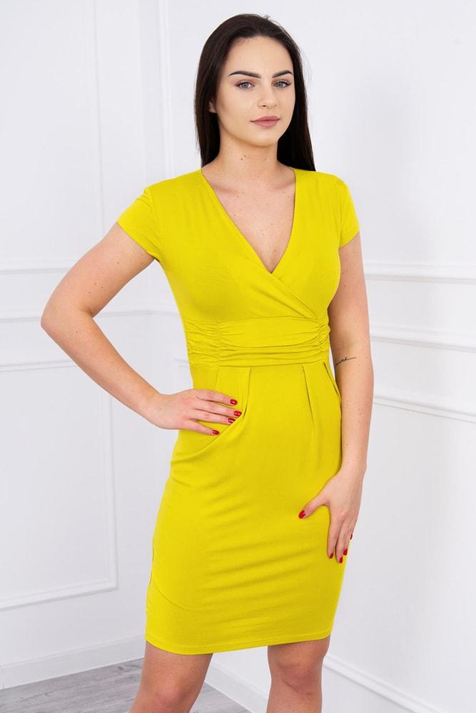 Letné dámske šaty - XXXXL Kesi ks-sa8310sze 4c73d068778